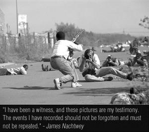 Джеймс Нахтвей – фотограф повидавший мир