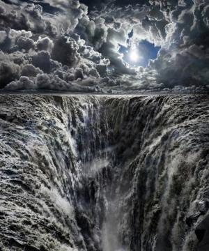 Королевство облаков и туч в фотографиях Себа Жаньяка