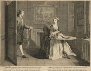 Как ухаживать за девушкой и устроить свою личную жизнь. 10 советов из XVIII века