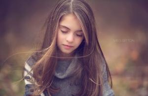 Девичьи грезы и материнство в портретной фотографии Мэг Биттон (Meg Bitton)