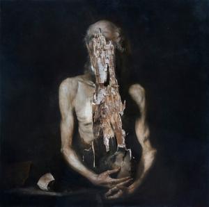 Мрачная живопись итальянского художника Николы Самори