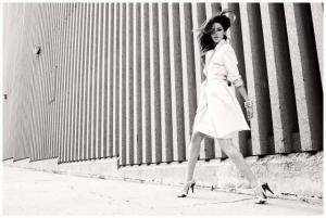 Стильные модные фотографии Артура Элгорта