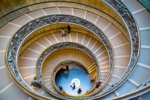 29 интересных и неожиданных фотографий лестниц