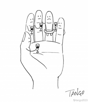 Внезапный смысл простых вещей - 46 остроумных комиксов от Танго